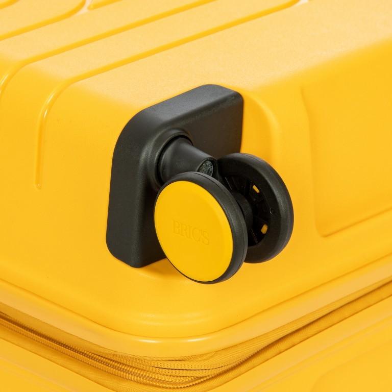 Koffer B Y by Brics Ulisse 71 cm Mango, Farbe: gelb, Marke: Brics, EAN: 8016623117638, Abmessungen in cm: 49.0x71.0x28.0, Bild 14 von 16