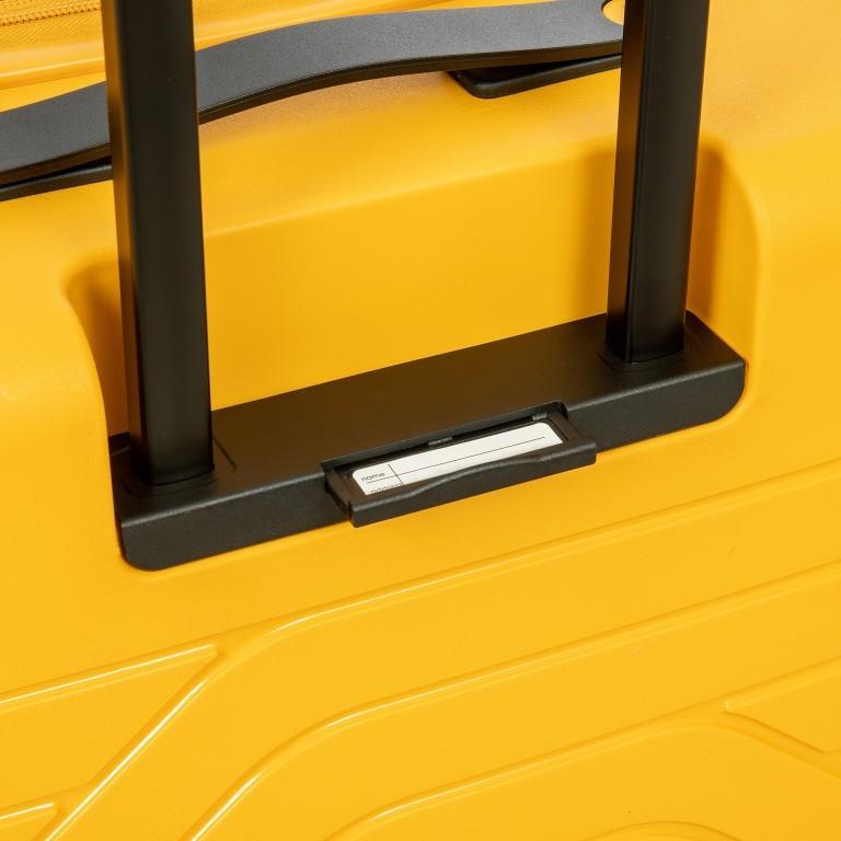 Koffer B Y by Brics Ulisse 71 cm Mango, Farbe: gelb, Marke: Brics, EAN: 8016623117638, Abmessungen in cm: 49.0x71.0x28.0, Bild 16 von 16