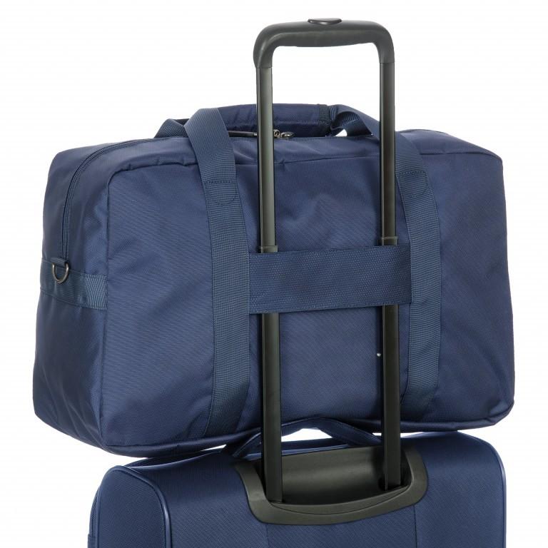 Reisetasche B Y by Brics Itaca 47cm Ocean Blue, Farbe: blau/petrol, Marke: Brics, EAN: 8016623117751, Abmessungen in cm: 47.0x27.0x19.0, Bild 4 von 6