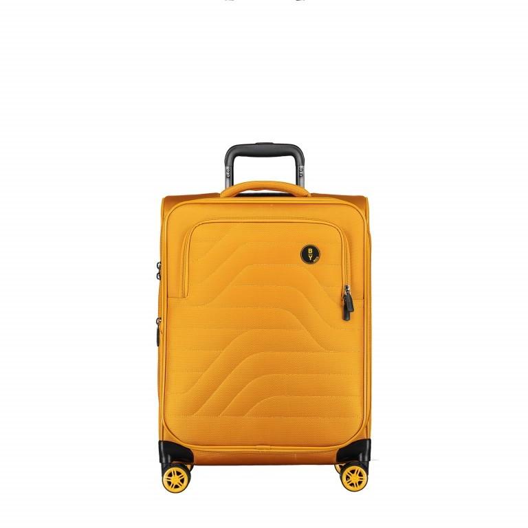 Brics B Y by Brics Itaca Trolley 4-Rollen 55cm B2Y08361.171 Mango, Farbe: gelb, Marke: Brics, EAN: 8016623117928, Abmessungen in cm: 38.0x55.0x23.0, Bild 1 von 10