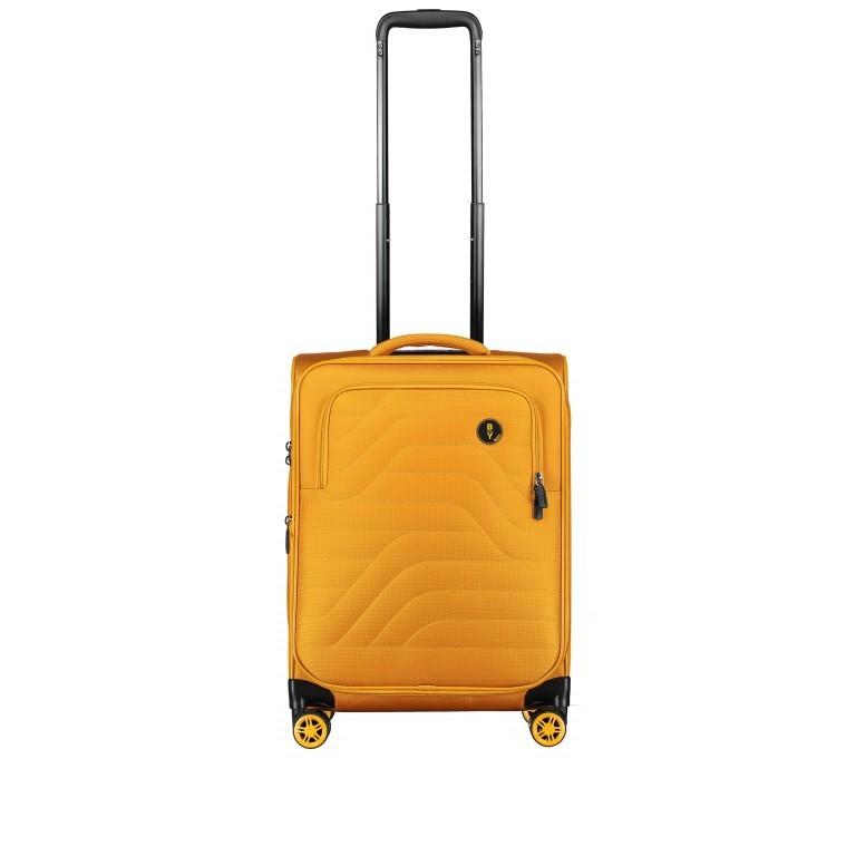 Brics B Y by Brics Itaca Trolley 4-Rollen 55cm B2Y08361.171 Mango, Farbe: gelb, Marke: Brics, EAN: 8016623117928, Abmessungen in cm: 38.0x55.0x23.0, Bild 2 von 10