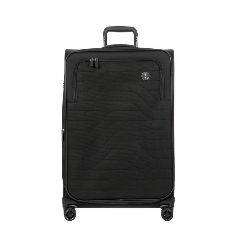 Koffer B|Y by Brics Itaca 71 cm Black, Farbe: schwarz, Marke: Brics, EAN: 8016623117942, Abmessungen in cm:  46.0x71.0x29.0, Bild 1 von 9