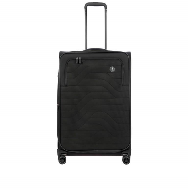 Koffer B|Y by Brics Itaca 71 cm Black, Farbe: schwarz, Marke: Brics, EAN: 8016623117942, Abmessungen in cm:  46.0x71.0x29.0, Bild 2 von 9