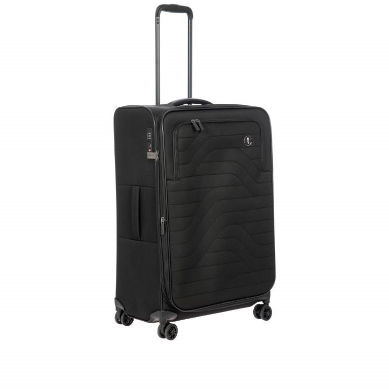 Koffer B|Y by Brics Itaca 71 cm Black, Farbe: schwarz, Marke: Brics, EAN: 8016623117942, Abmessungen in cm:  46.0x71.0x29.0, Bild 3 von 9
