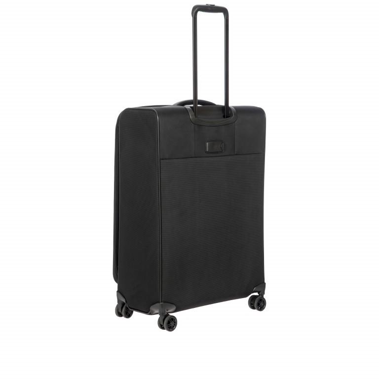 Koffer B|Y by Brics Itaca 71 cm Black, Farbe: schwarz, Marke: Brics, EAN: 8016623117942, Abmessungen in cm:  46.0x71.0x29.0, Bild 5 von 9