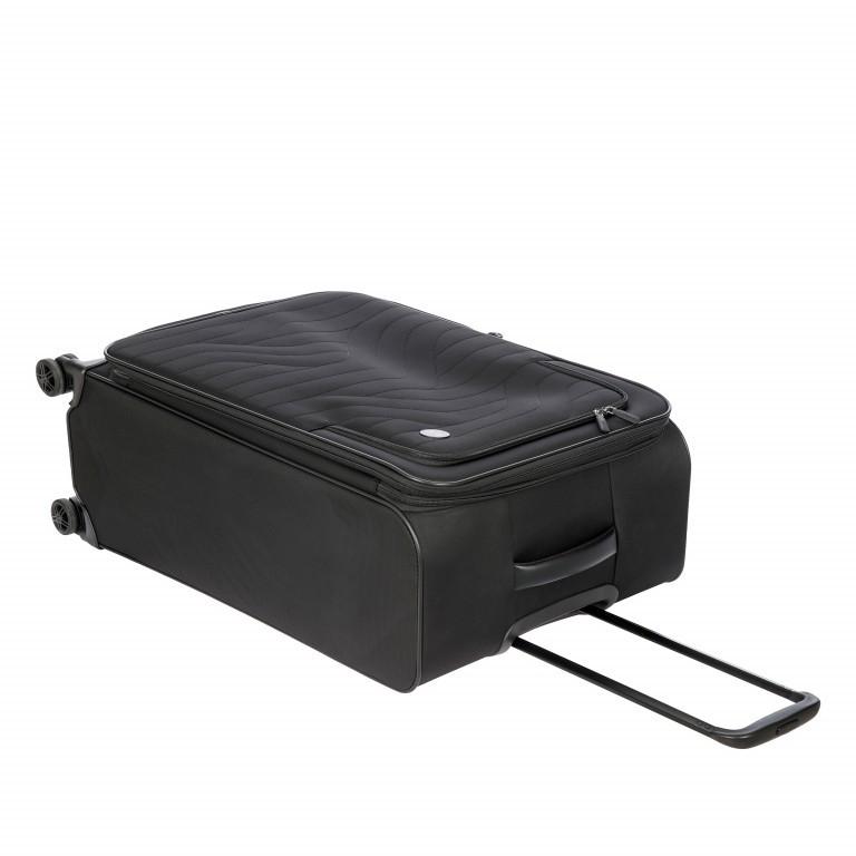 Koffer B|Y by Brics Itaca 71 cm Black, Farbe: schwarz, Marke: Brics, EAN: 8016623117942, Abmessungen in cm:  46.0x71.0x29.0, Bild 7 von 9