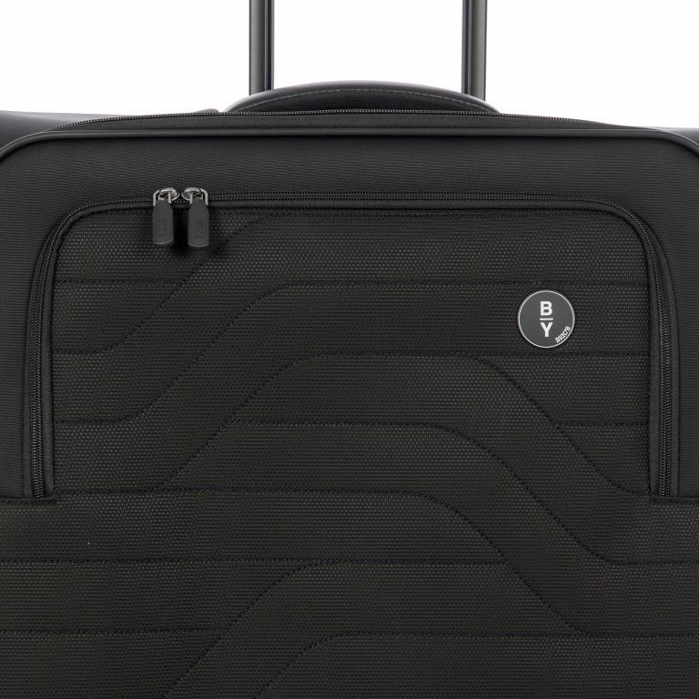 Koffer B|Y by Brics Itaca 71 cm Black, Farbe: schwarz, Marke: Brics, EAN: 8016623117942, Abmessungen in cm:  46.0x71.0x29.0, Bild 8 von 9