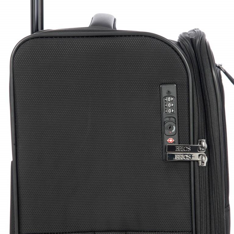 Koffer B|Y by Brics Itaca 71 cm Black, Farbe: schwarz, Marke: Brics, EAN: 8016623117942, Abmessungen in cm:  46.0x71.0x29.0, Bild 9 von 9