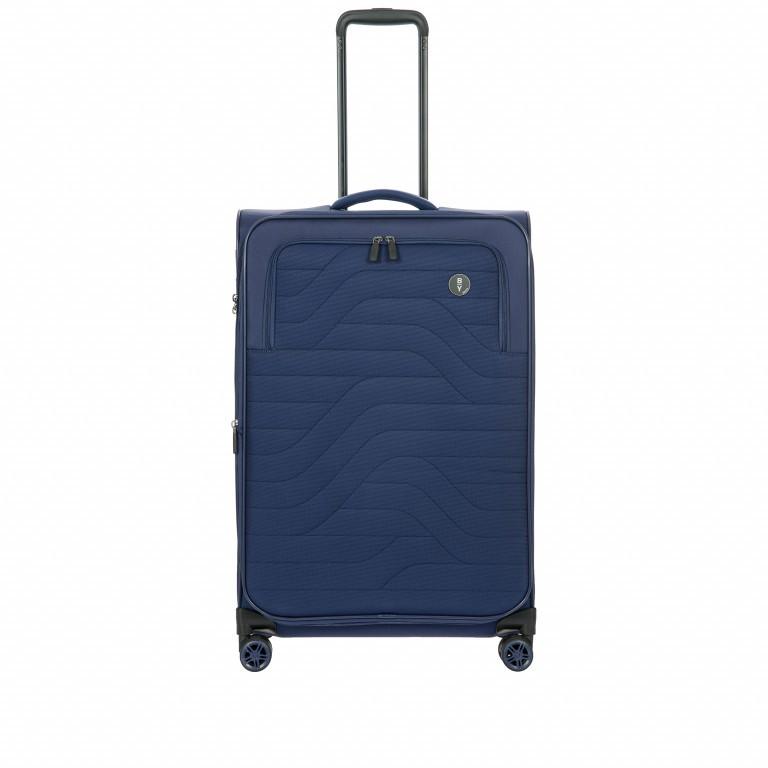 Koffer B|Y by Brics Itaca 71 cm Ocean Blue, Farbe: blau/petrol, Marke: Brics, EAN: 8016623117959, Abmessungen in cm:  46.0x71.0x29.0, Bild 2 von 10