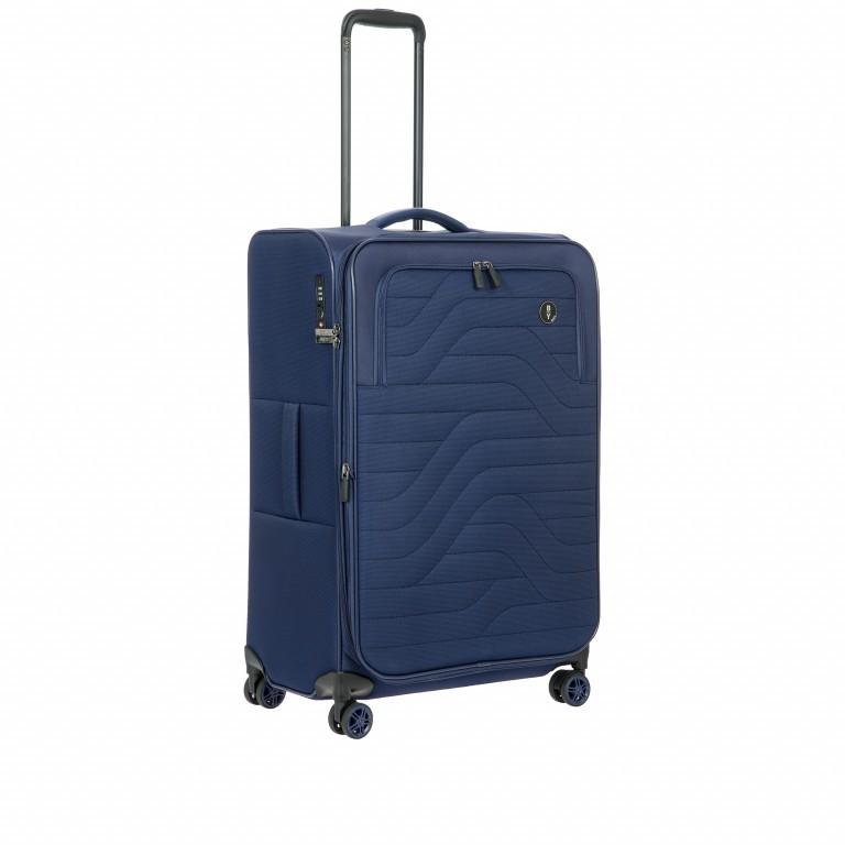 Koffer B|Y by Brics Itaca 71 cm Ocean Blue, Farbe: blau/petrol, Marke: Brics, EAN: 8016623117959, Abmessungen in cm:  46.0x71.0x29.0, Bild 3 von 10