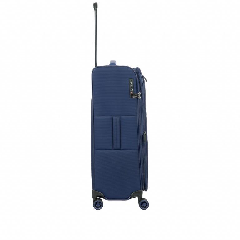 Koffer B|Y by Brics Itaca 71 cm Ocean Blue, Farbe: blau/petrol, Marke: Brics, EAN: 8016623117959, Abmessungen in cm:  46.0x71.0x29.0, Bild 4 von 10