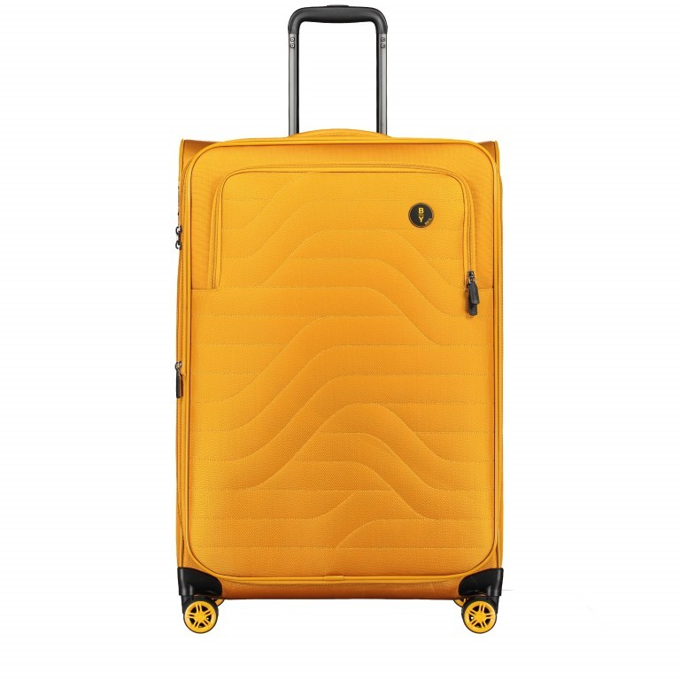 Brics B|Y by Brics Itaca Trolley 4-Rollen 71cm B2Y08362.171 Mango, Farbe: gelb, Marke: Brics, EAN: 8016623117973, Abmessungen in cm:  46.0x71.0x29.0, Bild 1 von 9