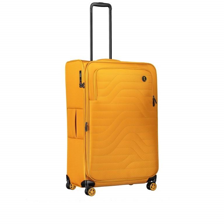 Brics B|Y by Brics Itaca Trolley 4-Rollen 71cm B2Y08362.171 Mango, Farbe: gelb, Marke: Brics, EAN: 8016623117973, Abmessungen in cm:  46.0x71.0x29.0, Bild 2 von 9