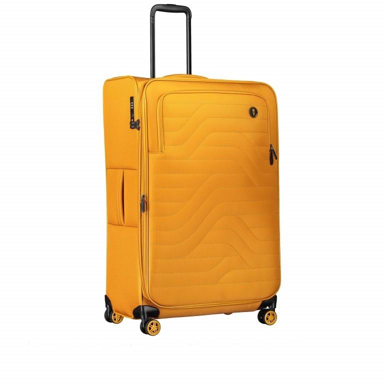 Koffer B|Y by Brics Itaca 78 cm Mango, Farbe: gelb, Marke: Brics, EAN: 8016623118017, Abmessungen in cm: 48.0x78.0x31.0, Bild 2 von 7