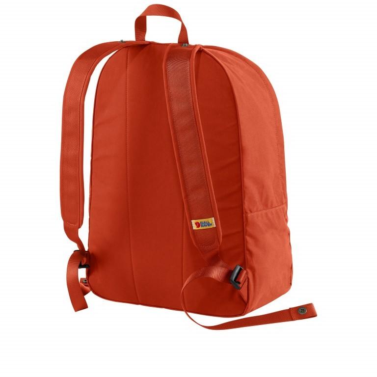 Rucksack Vardag Volumen 16 Liter Cabin Red, Farbe: rot/weinrot, Marke: Fjällräven, EAN: 7323450522810, Abmessungen in cm: 28.0x39.0x20.0, Bild 2 von 3