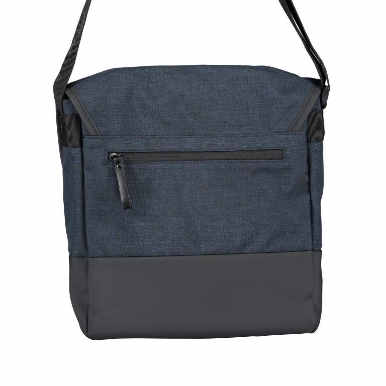 Umhängetasche Northwood Shoulderbag MVF1 Dark Blue, Farbe: blau/petrol, Marke: Strellson, EAN: 4053533770601, Abmessungen in cm: 27.0x30.0x10.0, Bild 3 von 7