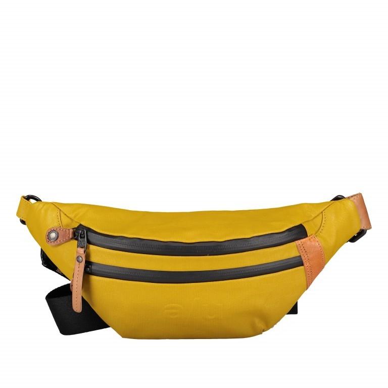 Gürteltasche Japan Ichikawa Arrowwood, Farbe: gelb, Marke: Aunts & Uncles, EAN: 4250394950771, Abmessungen in cm: 33.0x14.0x7.0, Bild 1 von 7