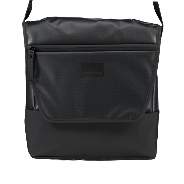 Umhängetasche Stockwell Shoulderbag MVF Black, Farbe: schwarz, Marke: Strellson, EAN: 4053533600274, Abmessungen in cm: 27.0x29.0x9.0, Bild 1 von 7