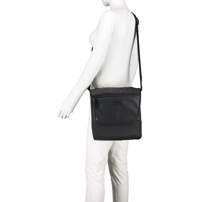 Umhängetasche Stockwell Shoulderbag MVF Black, Farbe: schwarz, Marke: Strellson, EAN: 4053533600274, Abmessungen in cm: 27.0x29.0x9.0, Bild 4 von 7