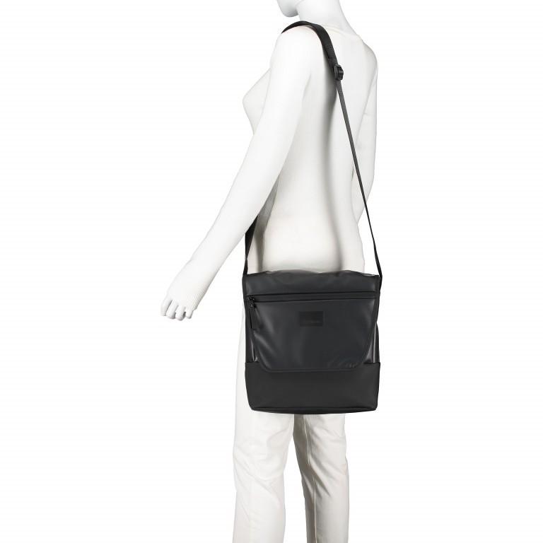 Umhängetasche Stockwell Shoulderbag MVF Black, Farbe: schwarz, Marke: Strellson, EAN: 4053533600274, Abmessungen in cm: 27.0x29.0x9.0, Bild 5 von 7