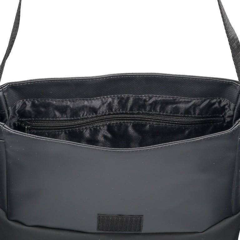 Umhängetasche Stockwell Shoulderbag MVF Black, Farbe: schwarz, Marke: Strellson, EAN: 4053533600274, Abmessungen in cm: 27.0x29.0x9.0, Bild 6 von 7