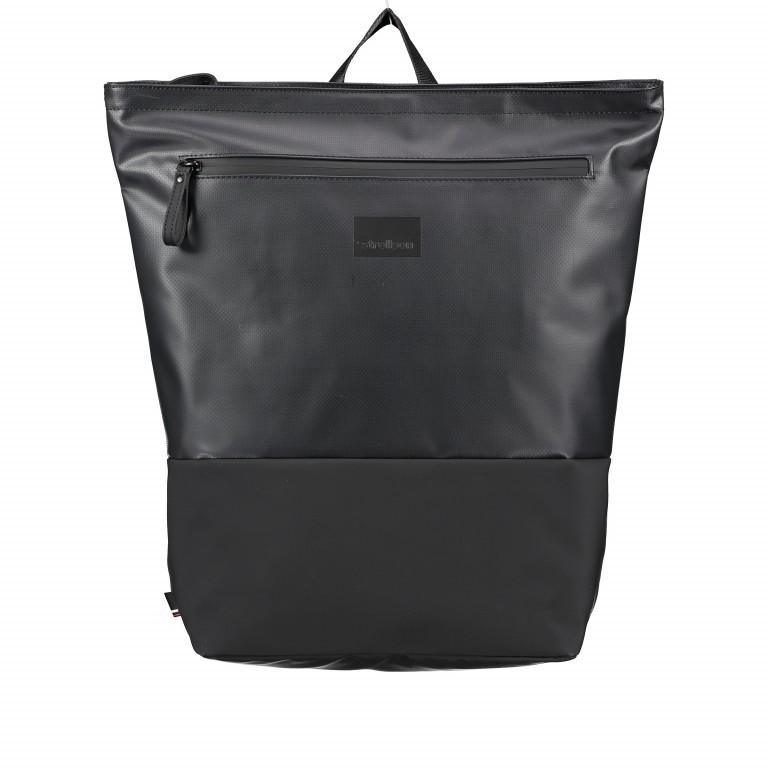 Rucksack Stockwell Backpack SVZ Black, Farbe: schwarz, Marke: Strellson, EAN: 4053533600311, Bild 1 von 7