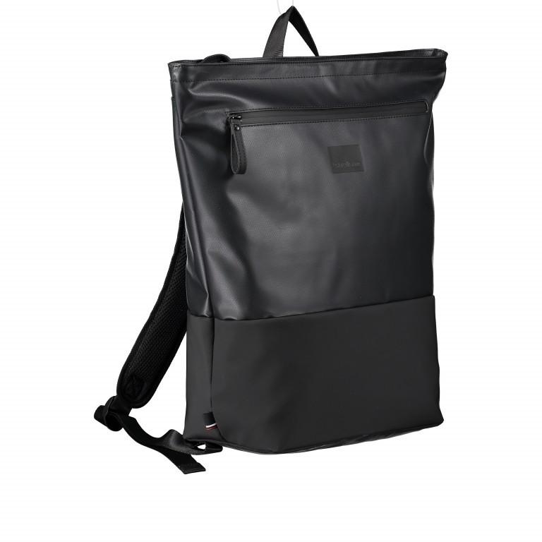 Rucksack Stockwell Backpack SVZ Black, Farbe: schwarz, Marke: Strellson, EAN: 4053533600311, Bild 2 von 7