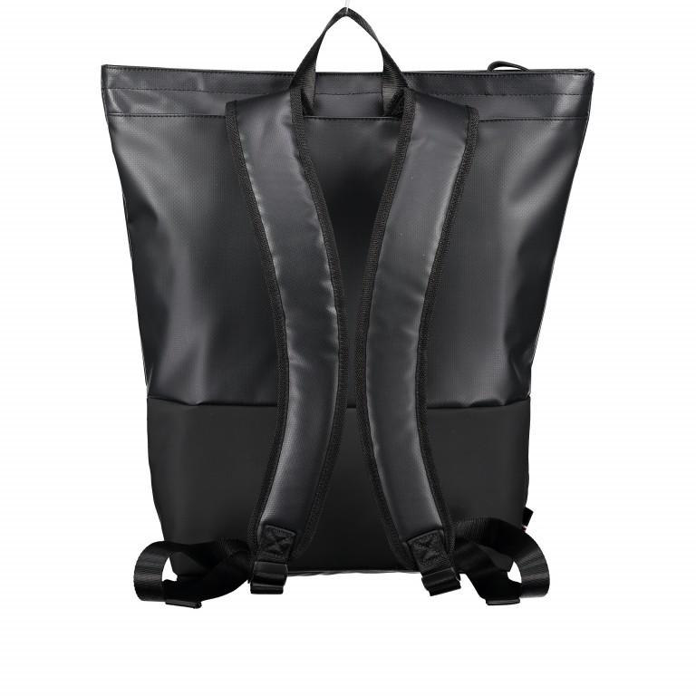 Rucksack Stockwell Backpack SVZ Black, Farbe: schwarz, Marke: Strellson, EAN: 4053533600311, Bild 4 von 7
