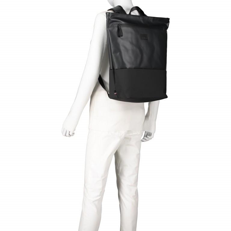 Rucksack Stockwell Backpack SVZ Black, Farbe: schwarz, Marke: Strellson, EAN: 4053533600311, Bild 5 von 7