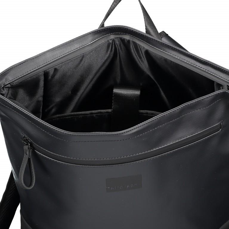Rucksack Stockwell Backpack SVZ Black, Farbe: schwarz, Marke: Strellson, EAN: 4053533600311, Bild 6 von 7
