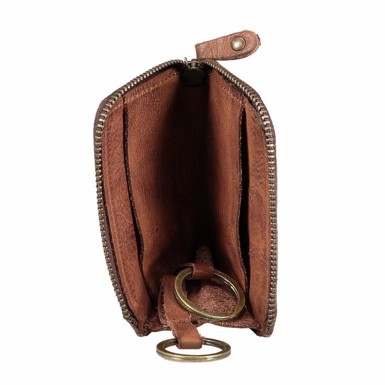 Schlüsseletui Cool-Casual Speed B3.1913 Charming Cognac, Farbe: cognac, Marke: Harbour 2nd, EAN: 4046478041837, Abmessungen in cm: 10.0x7.5x1.0, Bild 4 von 4