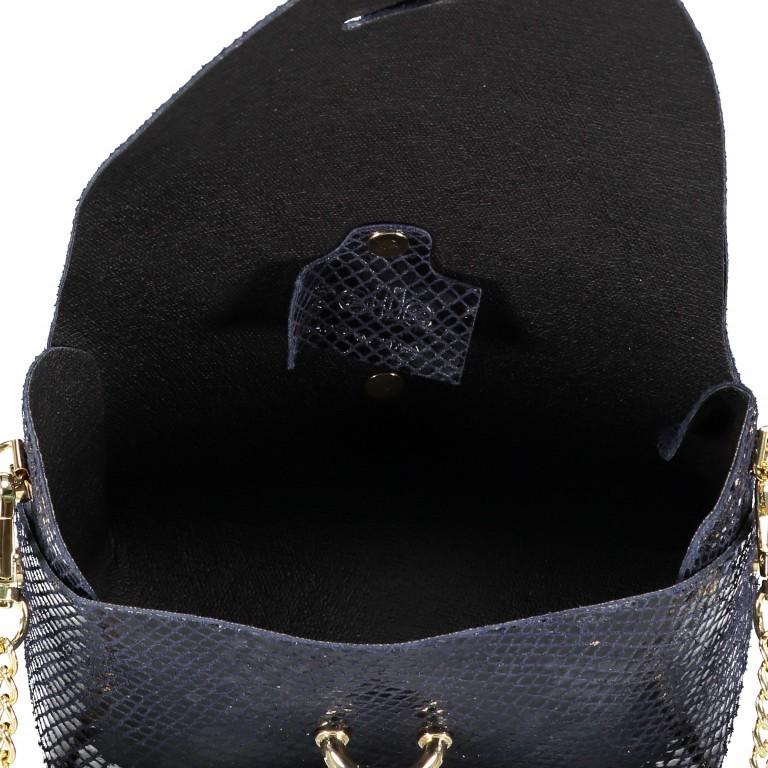 Umhängetasche Snake mit Schulterkette Grau, Farbe: grau, Marke: Hausfelder, EAN: 4065646001244, Abmessungen in cm: 15.0x11.0x8.0, Bild 7 von 8