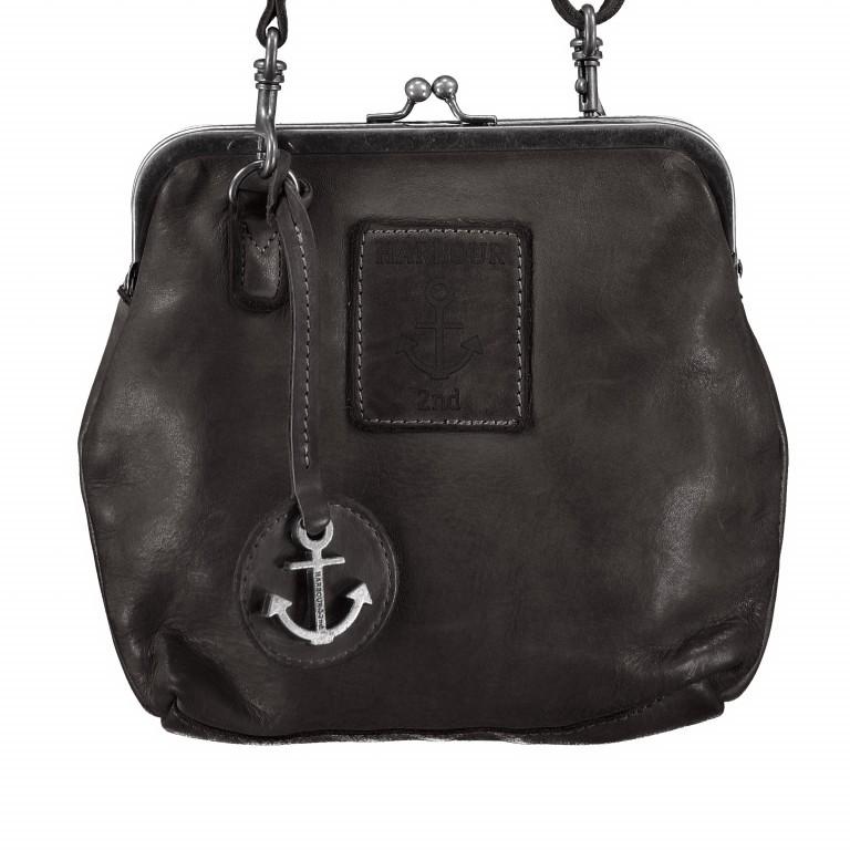 Tasche Anchor-Love Rosalie B3.7840 Dark Ash, Farbe: anthrazit, Marke: Harbour 2nd, EAN: 4046478037779, Abmessungen in cm: 22.0x20.0x3.0, Bild 3 von 7