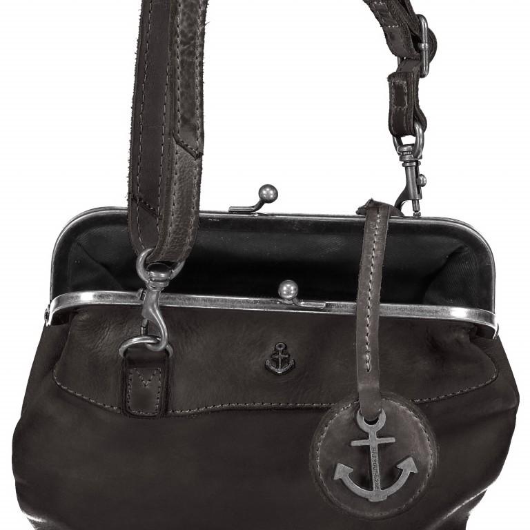 Tasche Anchor-Love Rosalie B3.7840 Dark Ash, Farbe: anthrazit, Marke: Harbour 2nd, EAN: 4046478037779, Abmessungen in cm: 22.0x20.0x3.0, Bild 7 von 7