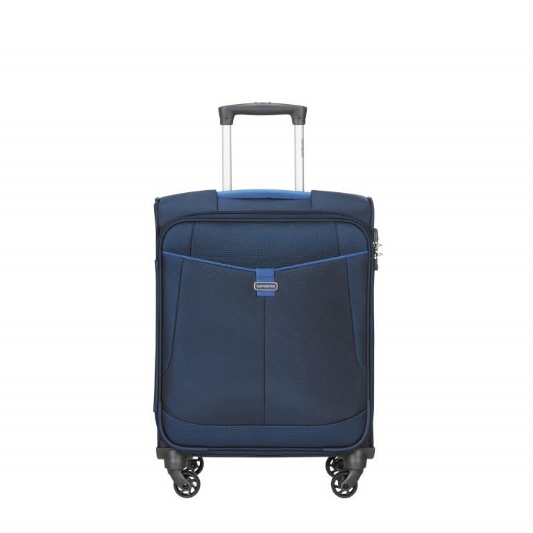 Koffer Adair Spinner 55 Dark Blue, Farbe: blau/petrol, Marke: Samsonite, EAN: 5414847934452, Abmessungen in cm: 40.0x55.0x20.0, Bild 1 von 7