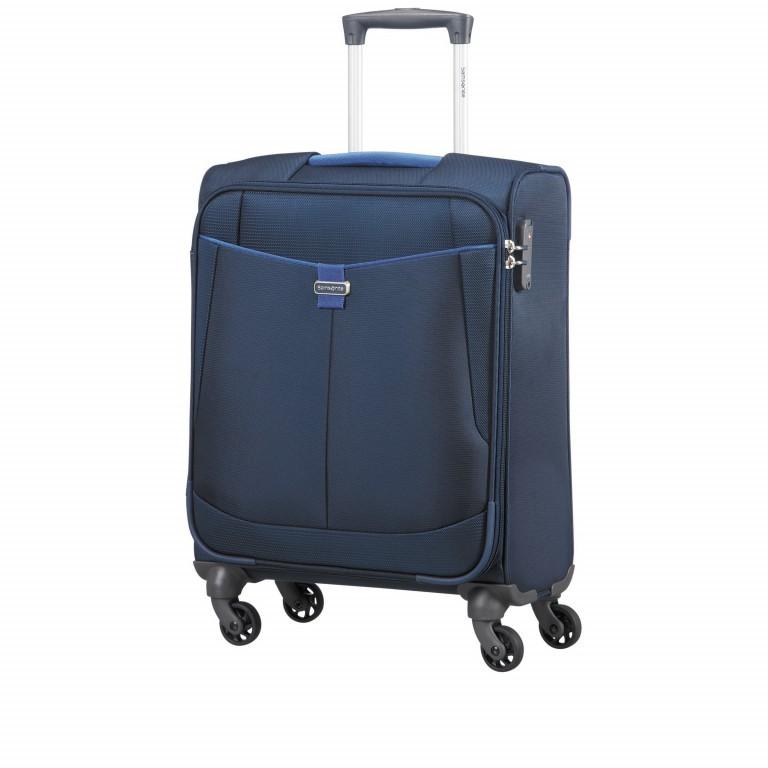 Koffer Adair Spinner 55 Dark Blue, Farbe: blau/petrol, Marke: Samsonite, EAN: 5414847934452, Abmessungen in cm: 40.0x55.0x20.0, Bild 2 von 7