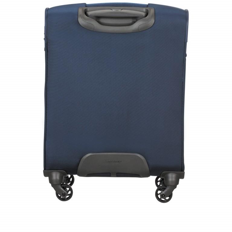 Koffer Adair Spinner 55 Dark Blue, Farbe: blau/petrol, Marke: Samsonite, EAN: 5414847934452, Abmessungen in cm: 40.0x55.0x20.0, Bild 5 von 7