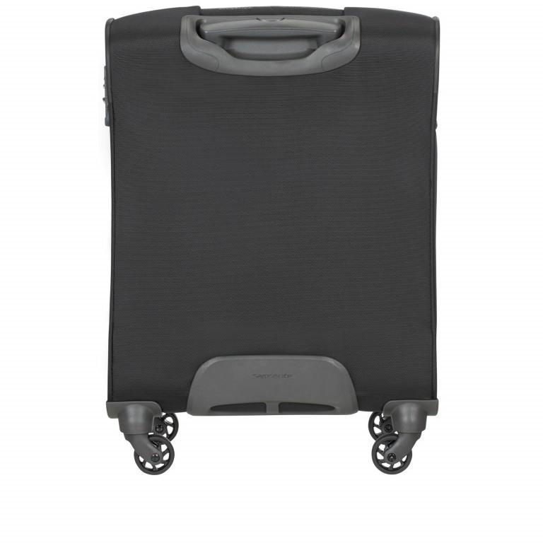 Koffer Adair Spinner 55 Black, Farbe: schwarz, Marke: Samsonite, EAN: 5414847934438, Abmessungen in cm: 40.0x55.0x20.0, Bild 5 von 7