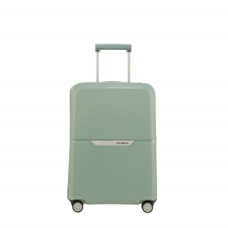 Koffer Magnum Spinner 55 Dusty Green, Farbe: grün/oliv, Marke: Samsonite, EAN: 5414847884573, Abmessungen in cm: 40.0x55.0x20.0, Bild 1 von 8