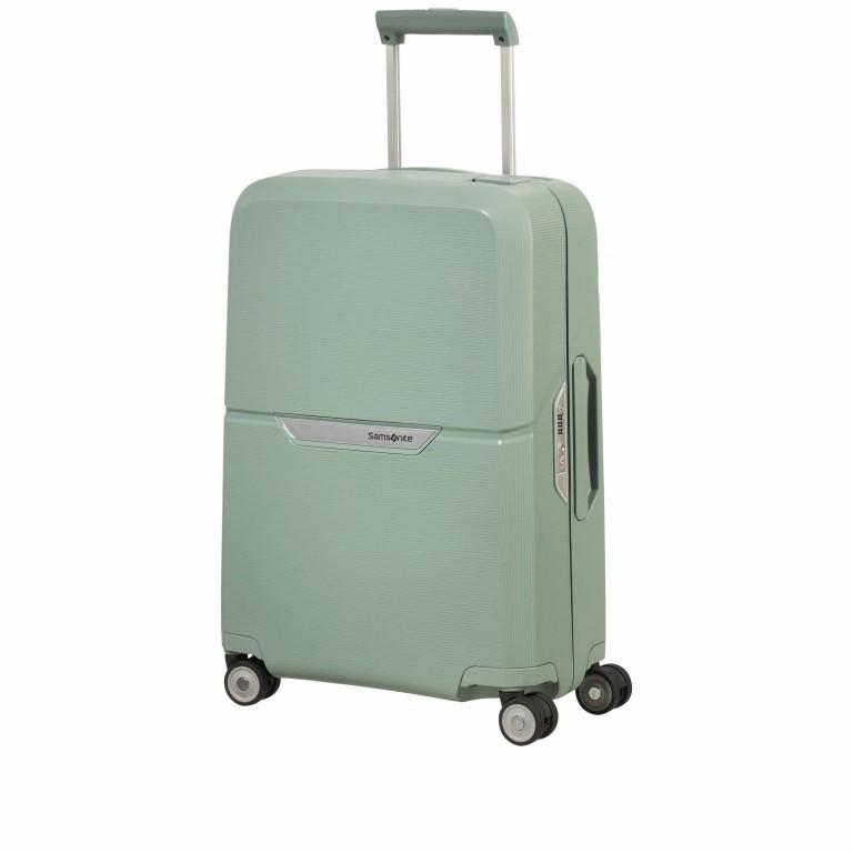 Koffer Magnum Spinner 55 Dusty Green, Farbe: grün/oliv, Marke: Samsonite, EAN: 5414847884573, Abmessungen in cm: 40.0x55.0x20.0, Bild 2 von 8