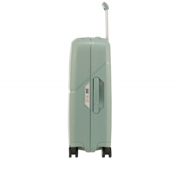 Koffer Magnum Spinner 55 Dusty Green, Farbe: grün/oliv, Marke: Samsonite, EAN: 5414847884573, Abmessungen in cm: 40.0x55.0x20.0, Bild 3 von 8