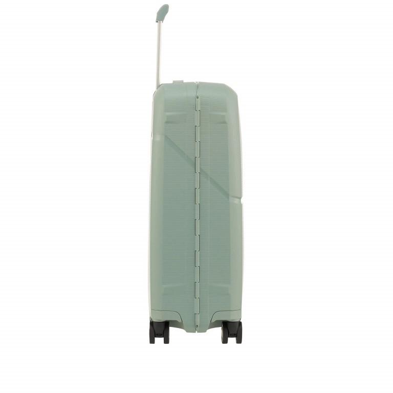 Koffer Magnum Spinner 55 Dusty Green, Farbe: grün/oliv, Marke: Samsonite, EAN: 5414847884573, Abmessungen in cm: 40.0x55.0x20.0, Bild 4 von 8