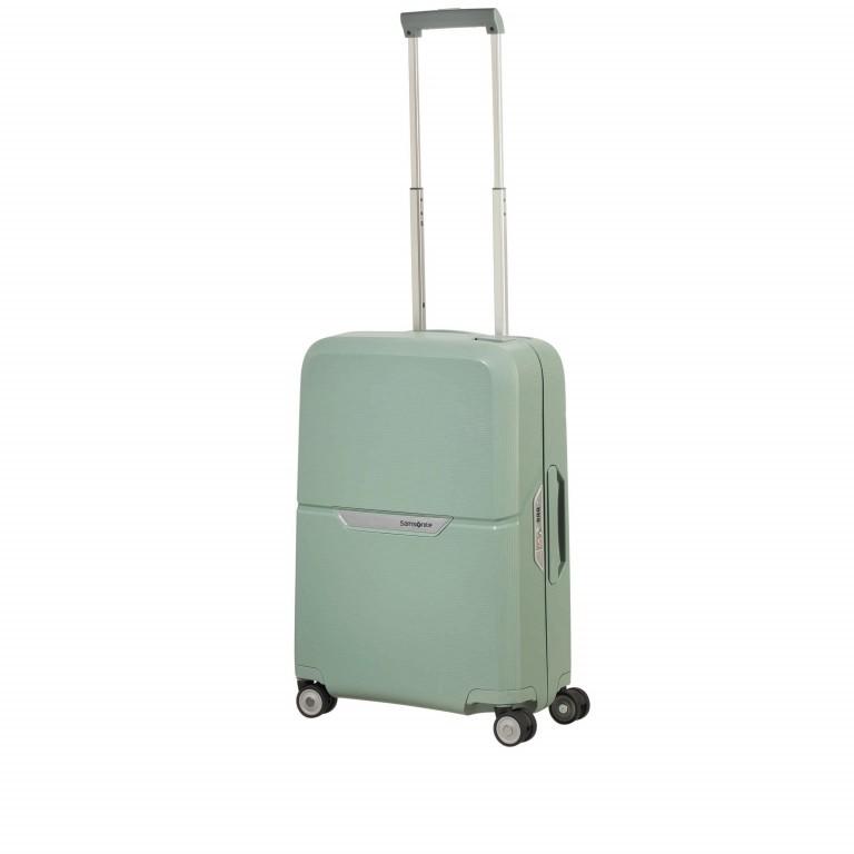 Koffer Magnum Spinner 55 Dusty Green, Farbe: grün/oliv, Marke: Samsonite, EAN: 5414847884573, Abmessungen in cm: 40.0x55.0x20.0, Bild 7 von 8