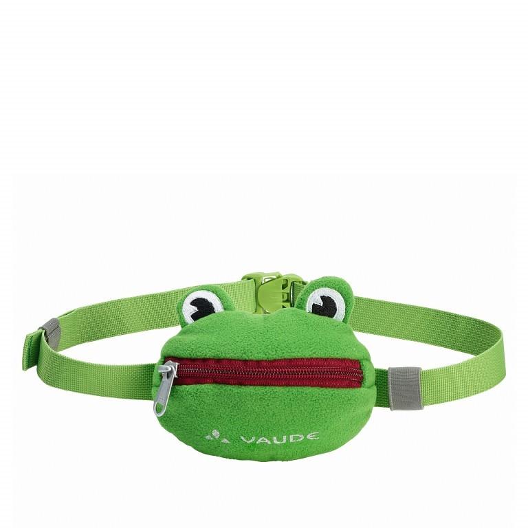 Kindertasche Family Flori Parrot Green, Farbe: grün/oliv, Marke: Vaude, EAN: 4052285386757, Abmessungen in cm: 15.0x11.0x5.0, Bild 1 von 3