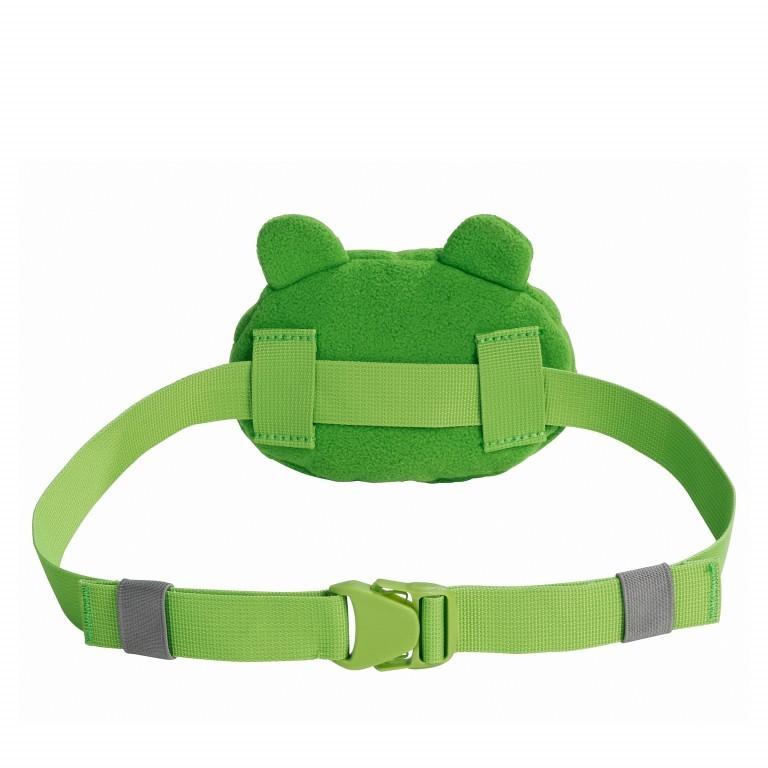 Kindertasche Family Flori Parrot Green, Farbe: grün/oliv, Marke: Vaude, EAN: 4052285386757, Abmessungen in cm: 15.0x11.0x5.0, Bild 2 von 3