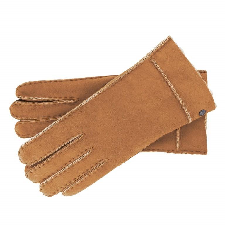 Handschuhe Damen Lammfell Größe 8 Hazelnut, Farbe: cognac, Marke: Roeckl, EAN: 4053071117128, Bild 1 von 1