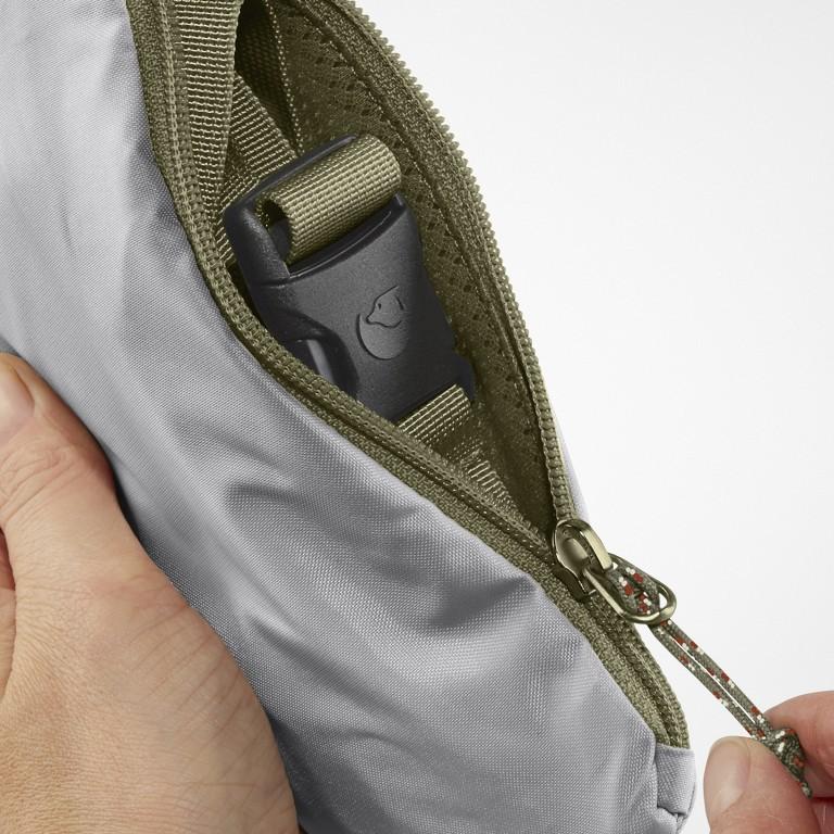 Gürteltasche High Coast Hip Pack, Farbe: schwarz, grau, blau/petrol, taupe/khaki, grün/oliv, orange, gelb, Marke: Fjällräven, Abmessungen in cm: 21.0x12.0x6.0, Bild 8 von 10