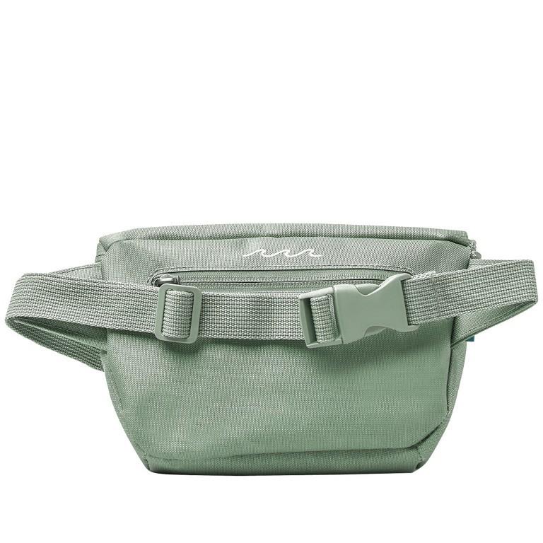 Gürteltasche Hip Bag, Farbe: schwarz, grau, taupe/khaki, grün/oliv, orange, beige, Marke: Got Bag, Abmessungen in cm: 17.0x14.0x7.5, Bild 2 von 5