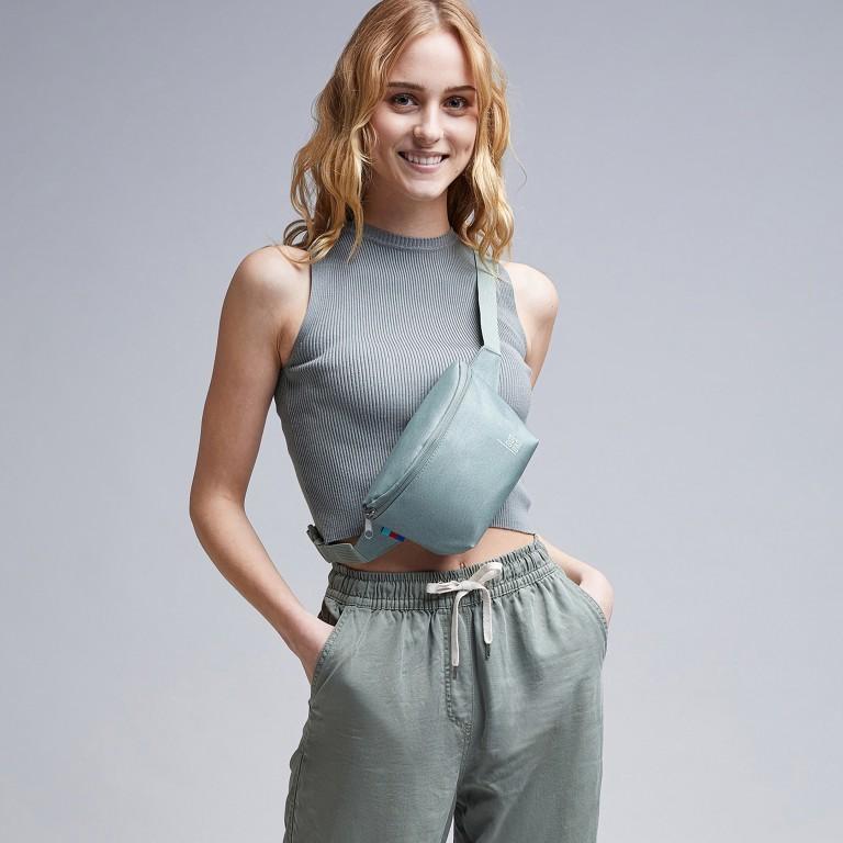 Gürteltasche Hip Bag, Farbe: schwarz, grau, taupe/khaki, grün/oliv, orange, beige, Marke: Got Bag, Abmessungen in cm: 17.0x14.0x7.5, Bild 3 von 5