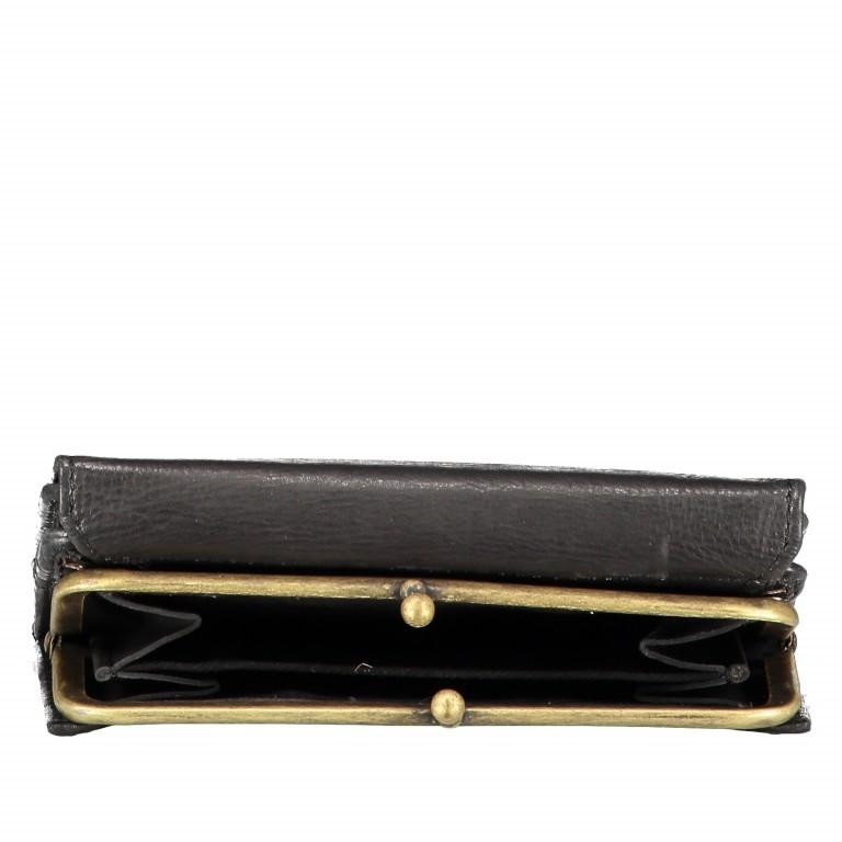 Geldbörse Anchor-Love Cherry B3.1915 mit Knipsverschluss Dark Ash, Farbe: anthrazit, Marke: Harbour 2nd, EAN: 4046478043206, Abmessungen in cm: 14.5x10.5x3.5, Bild 5 von 6